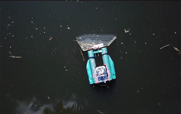 trash-robot
