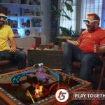 Tilt Five combines board games with augmented reality